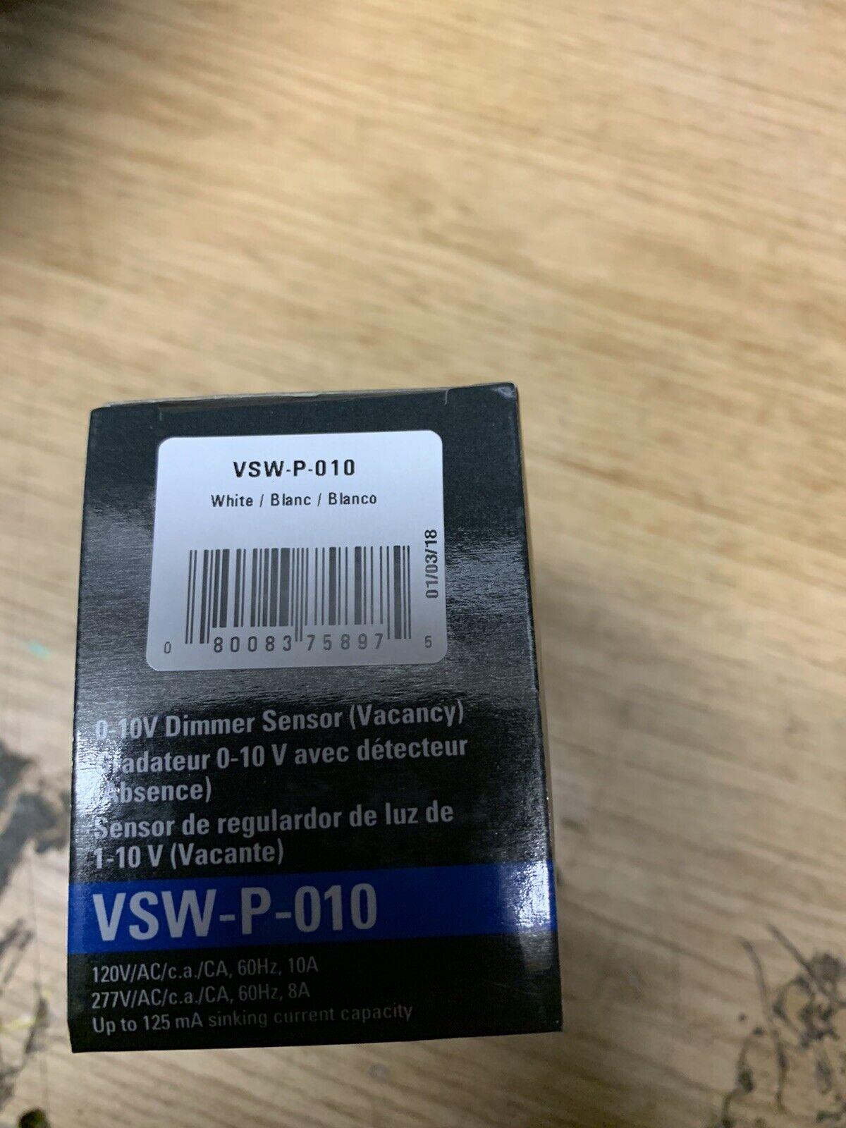 NEW Eaton 0-10V Light Vacancy Sensor Dimmer Passive Infrared VSW-P-010