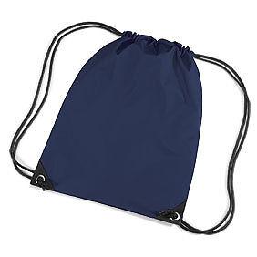 Ambizioso Navy Coulisse / Tote / Zaino / Pe / Palestra / Nuoto / Scuola Borsa-e/backpack/pe/gym/swim/school Bag It-it Mostra Il Titolo Originale Elegante Nell'Odore