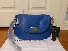 NEW Auth $368 Marc by Marc Jacobs Natasha Leather Crossbody Shoulder Bag Handbag
