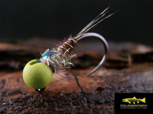 Nymphs Jig Tungsten Pheasant Tail Hanak Hooks