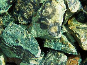 3000-Carat-Lots-of-Crocodile-Jasper-Rough-a-FREE-Faceted-Gemstone
