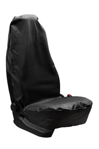 Piel sintética werkstattschoner protector asientos fundas para asientos adecuado para Ford