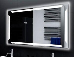 Badspiegel-mit-LED-Beleuchtung-Badezimmerspiegel-Bad-Spiegel-Wandspiegel-M135