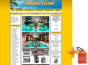 Ebay-Travel-Niche-Website-Use-With-Clickbank-Adsense-Amazon