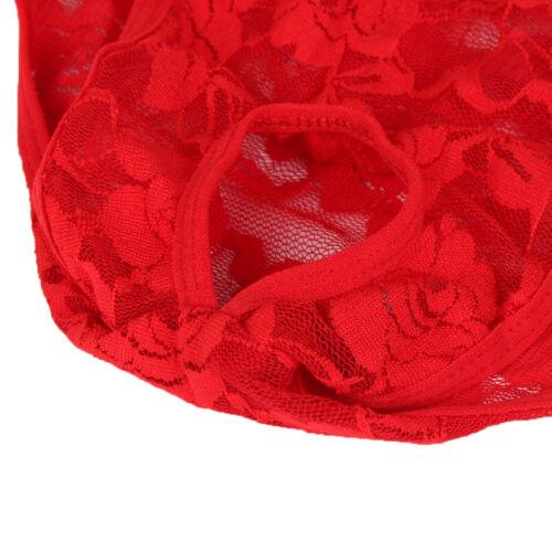 Women/'s black Lace Thongs G-string V-string Panties Knickers Lingerie Underwear