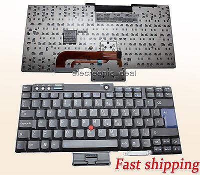 Thinkpad R60 R60e R60i R61 R61i T60 T60p T61P R400 R500 T400 T500 UK Keyboard
