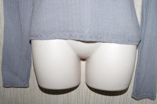 Collection Pull col en en femme gris à Bergdorf mince Goodman cachemire pour V UZq5w5