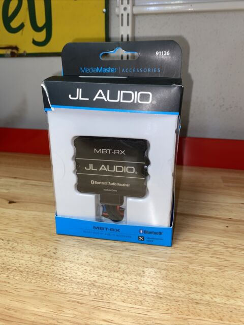 JL Audio MBT-RX Marine-rated Bluetooth® adapter