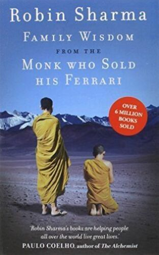 1 of 1 - Family Wisdom from the Monk Who Sold His Ferrari, Sharma, Robin, Good Condition