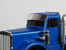 Custom Tamiya RC 1/10 Bullhead Truck 58535 windshield Sun Visor Plate deflector