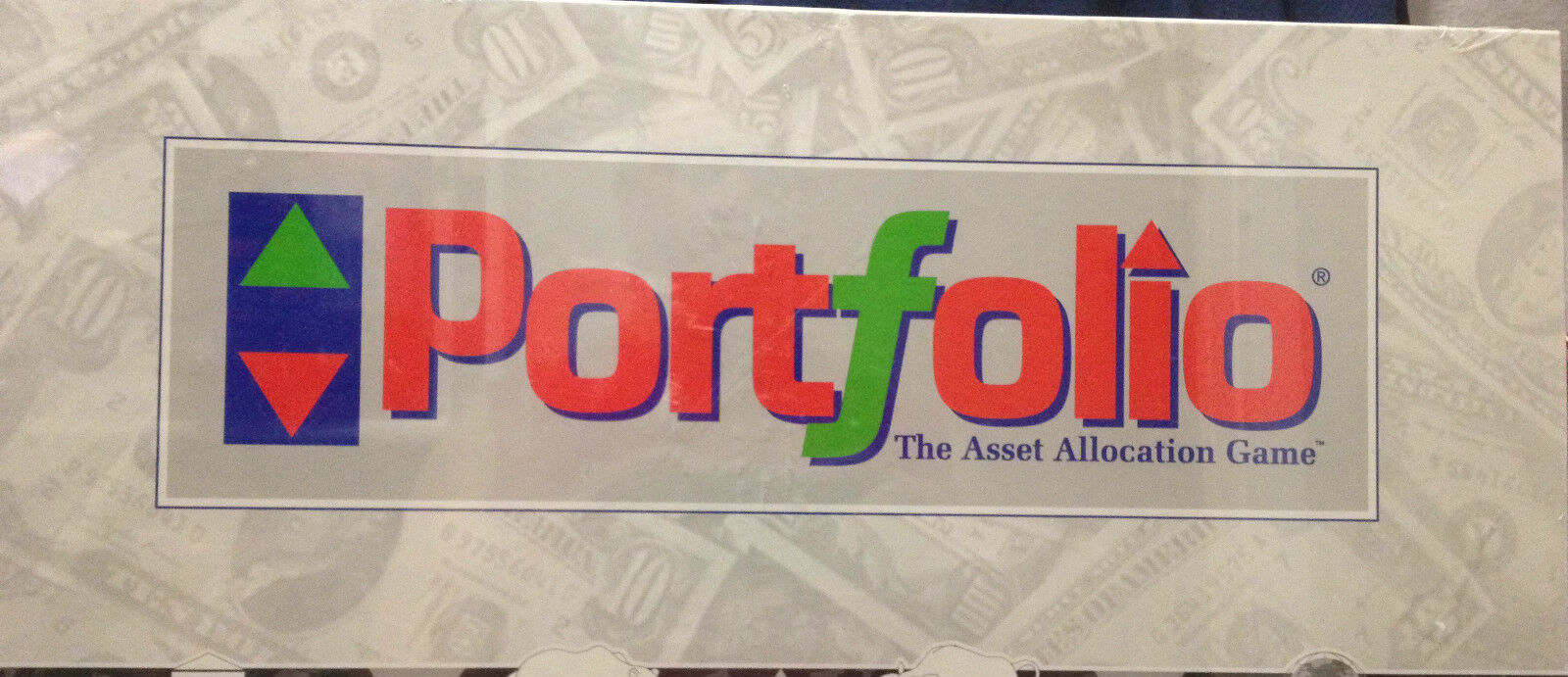 PORTFOLIO - THE ASSET ALLOCATION GAME-NEW FACTORY SEALED-FREE SHIPPING