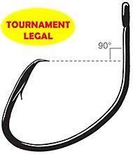 Owner Tournament MUTU Light Circle Hooks 5114T-141   hook:4//0   qty:5