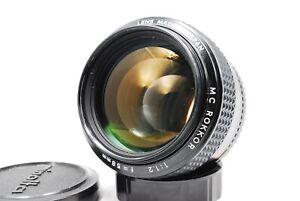 NEAR-MINT-Minolta-MC-Rokkor-58-f-1-2-58-1-2-MD-Mount-MF-Lens-aus-Japan-c135