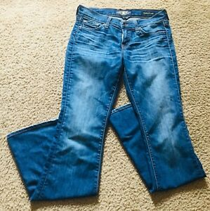 Lucky-Brand-Blue-Jeans-Charlie-Flare-Size-2-26