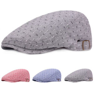 Unisexe-Hommes-Femmes-Mince-Golf-Conduite-Cap-Voyage-Outdoor-reglable-beret-chapeau-nouveau