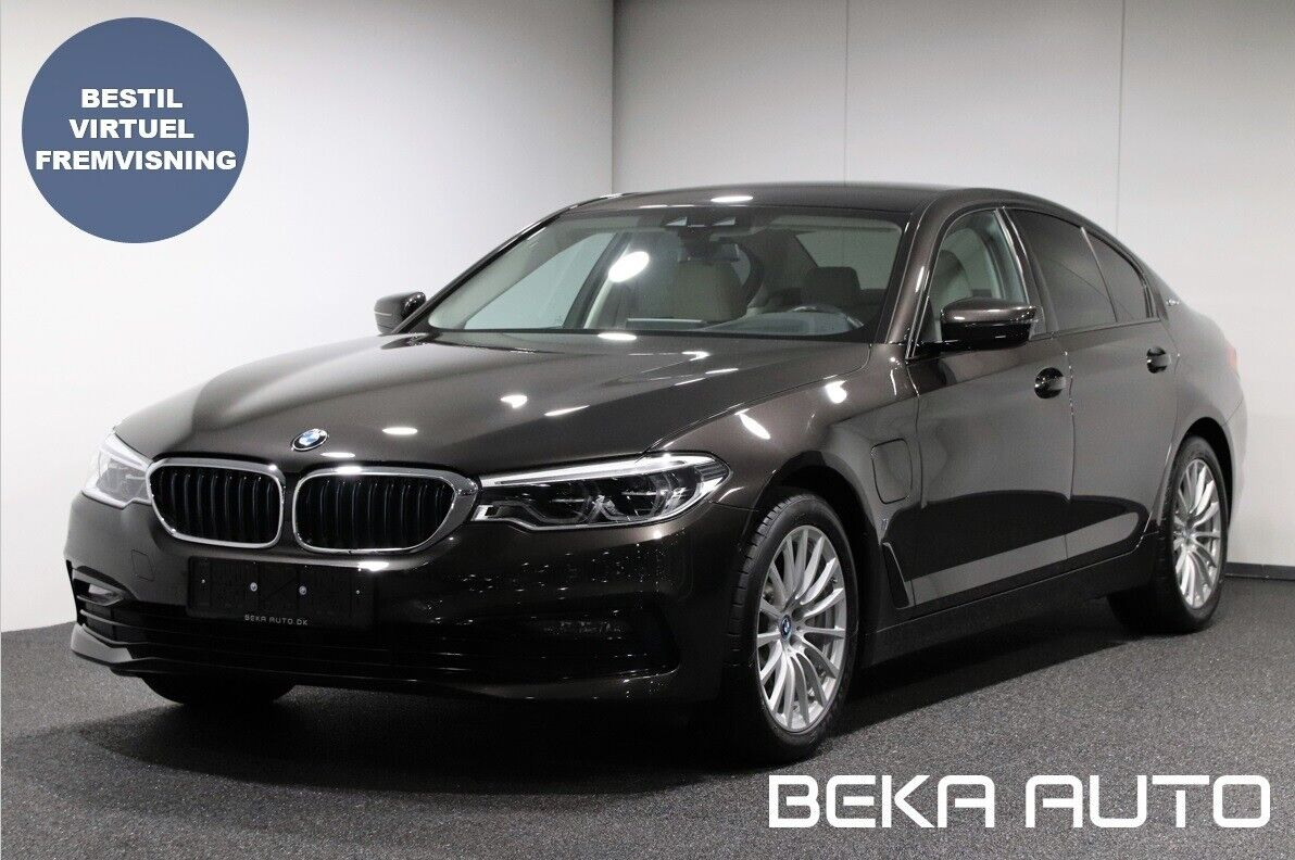 BMW 530e 2,0 iPerformance Sport Line aut. 4d - 445.000 kr.