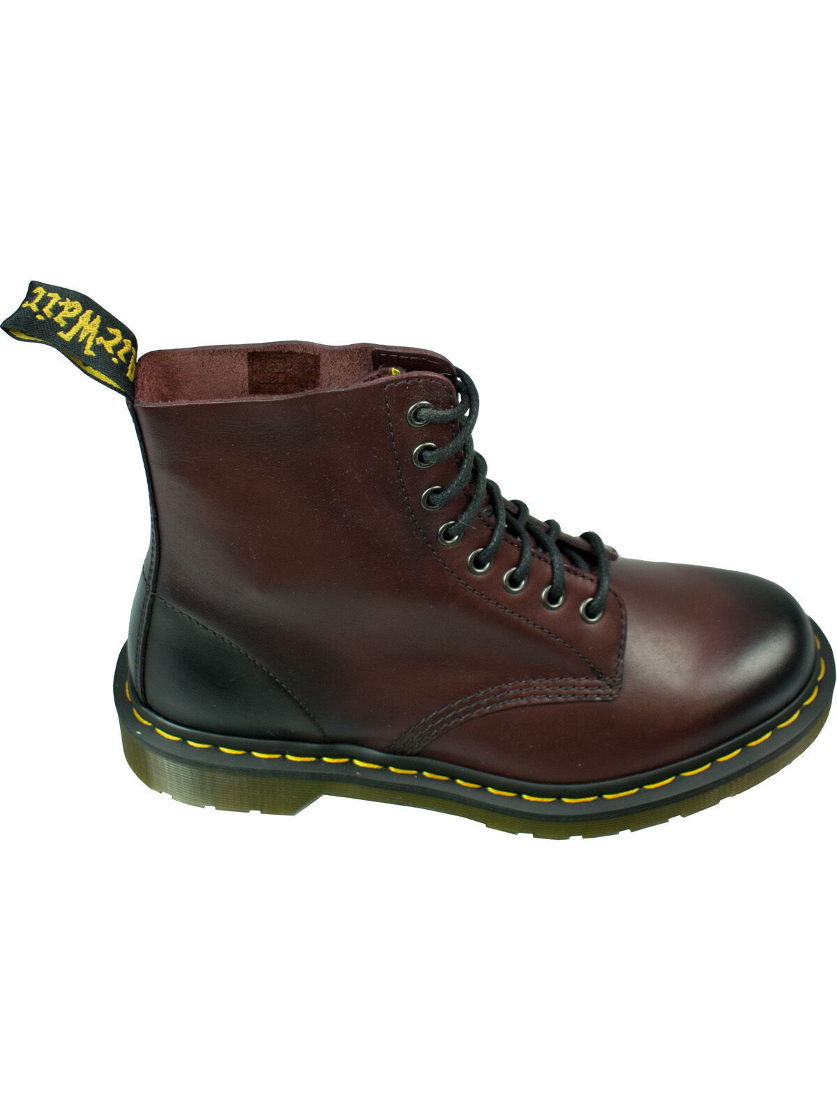 Dr. Martens Boot Doc 8 loch Stiefel Boot Martens Pascal Cherry ROT Antique Temperly CR  #5089 27b6fd