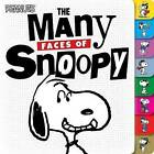 The Many Faces of Snoopy by Charles M Schulz, Jason Cooper (Board book, 2016)