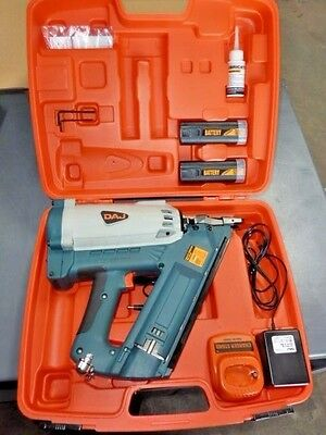 Daj Framing Nailer Cordless Nail Gun 30 Degree Clipped