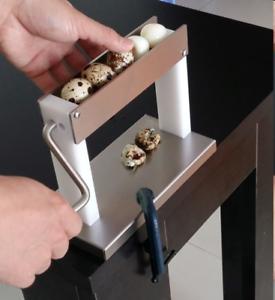 Details about NEW Quail Egg Peeler quail bird egg peeler machine huller  machine sheller house