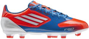 Adidas F10 TRX FG Kid´s Football Boots Soccer shoes Trainers bluee V21317 SALE