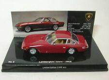 Lamborghini Islero (red) 1968