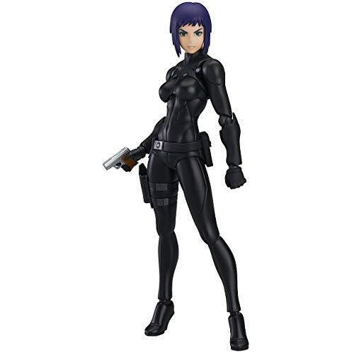 Max Factory Ghost in The Shell  Motoko Kusanagi New Movie Version Figma Action F