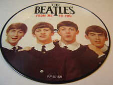 """Beatles -  From Me To You  7"""" Vinyl Record Picture Disc"""