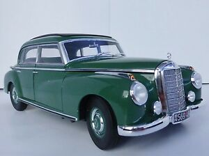 Mercedes-benz-300-1955-w186-1-18-norev-183516-mercedes-Green-W-186-tipo