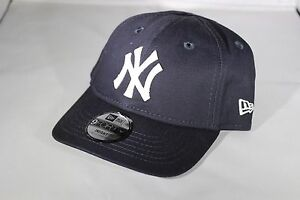 New Era 940 NY Yankees My First Infant Stretch Fit Baseball Cap ... eb93347f5f8