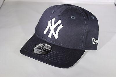 Navy BNWT New Era 940 NY Yankees My First Infant Stretch Fit Baseball Cap