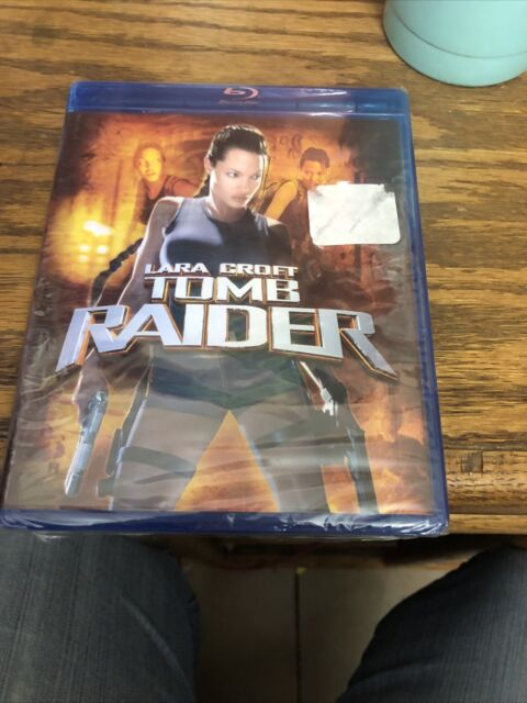 Lara Croft Tomb Raider Blu Ray Disc 2006 Angelina Jolie Daniel Craig For Sale Online Ebay
