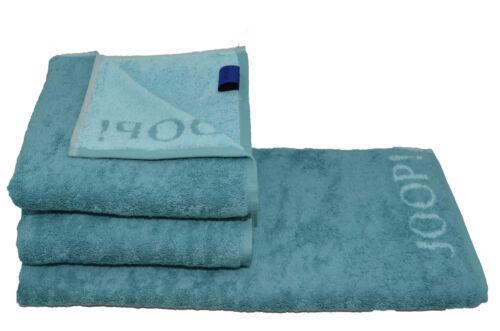 Joop Classic 1600 serviettes turquoise 40 Duschtuch Saune gästetuch en ligne