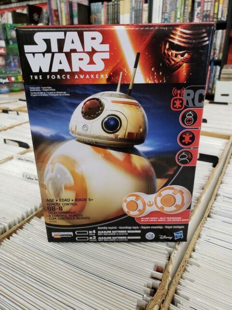 Star Wars E7 Force Awakens BB8 Remote Control Droid New Sealed NIB