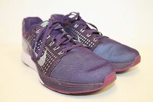 sports shoes 6d2c8 56127 Image is loading Women-039-s-Nike-Lunarglide-7-Flash-Running-