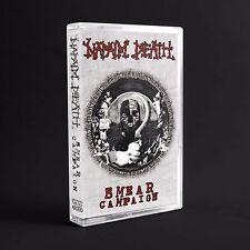 Napalm Death - smear campaign (cassette tape, Audio Kassette, MC) NEW, lim. 300