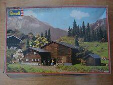 L37 Revell Model kit - Bavarian Farm H0 2067