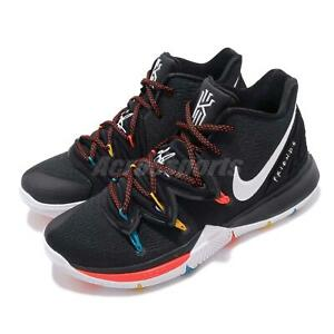 90fbd92089a6 Nike Kyrie 5 EP V Irving FRIENDS Black White Bright Crimson Men ...