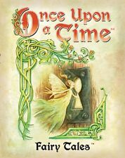 Once Upon a Time Card Game (3rd Edition) - Fairy Tales expansion (New)
