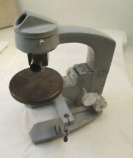 American Optical Spencer Radiuscope Microscope Model B