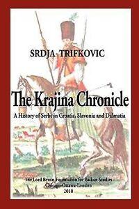 The-Krajina-Chronicle-Brand-New-Free-P-amp-P-in-the-UK
