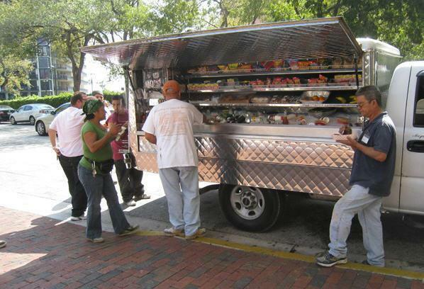 Lunch Truck For Sale >> Mobile Food Truck Lunch Vendor Business Plan