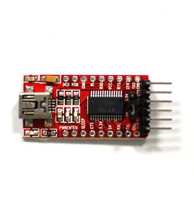 FT232RL 3.3V 5V FTDI USB to TTL Converter Adapter Module for Arduino Mini Port
