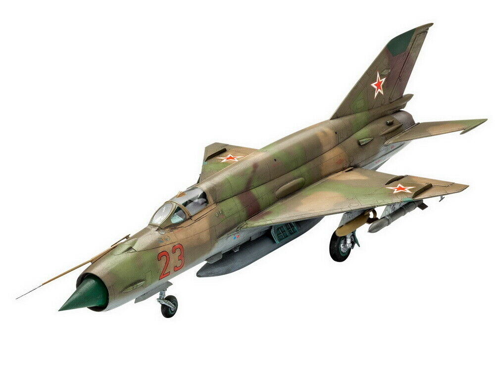 Revell 1 48 Mikoyan-Gurevich MiG-21 SMT