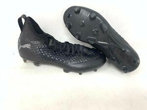 NEW-Puma-Men-039-s-FUTURE-2-3-NETFIT-FG-Soccer-Cleats-Black-104832-A26-z