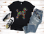 Premium Cute Poodle Dog Hearts Silhouette T Shirt Lover Gift Love Owner Gifts