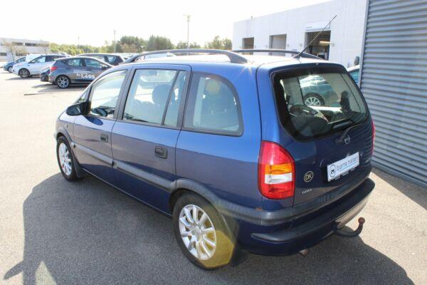 Opel Zafira 1,6 16V Family - billede 2