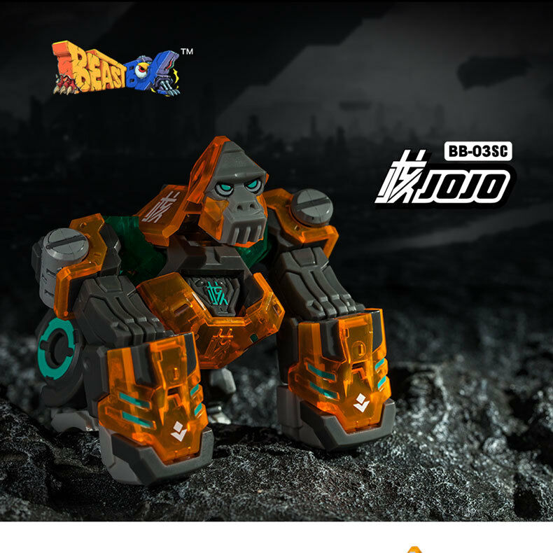 [giocattoli  Hero] In He 52giocattoli Beast scatola JOJO BB-03SC primero limited edizione 300 PCS  ci sono più marche di prodotti di alta qualità