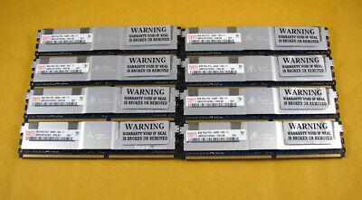 8x4GB PC2-5300F Fully Buffered Memory RAM for Apple Mac Pro 2007 2.1 32GB