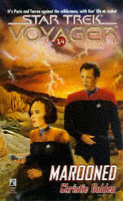 Marooned (Star Trek Voyager, No 14) by Golden, Christie